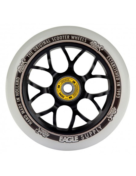 Venta eagle wheel standart x6 core glow in the dark - yellow  110mm
