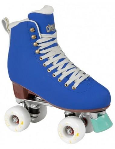 chaya lifestyle quad skate melrose deluxe   cobalt