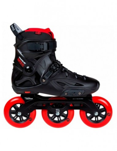 powerslide imperial black-red 110