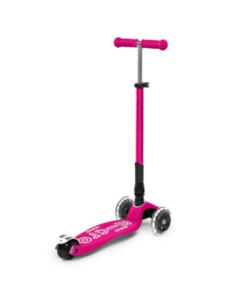 Producto maxi deluxe pink led foldable