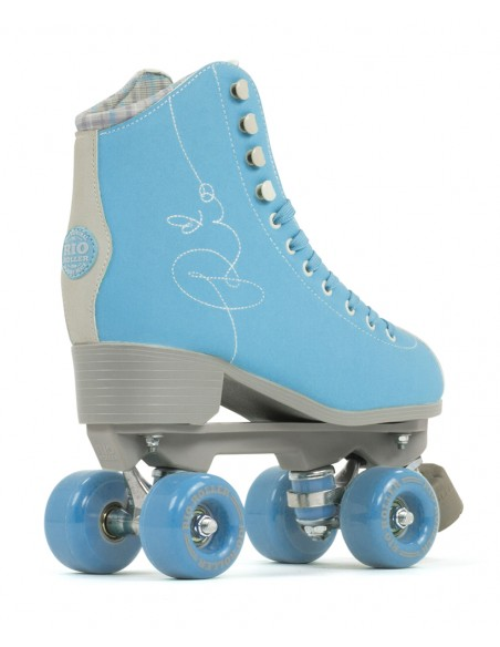 Comprar rio roller signature quad skates | azul