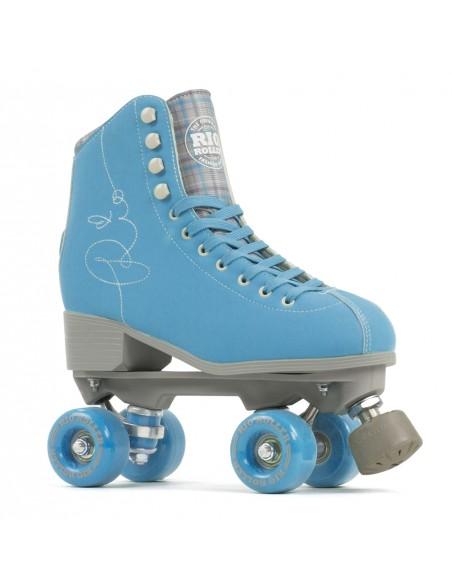 Venta rio roller signature quad skates | blue