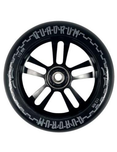 ao quadrum v3 5-hole wheel | black