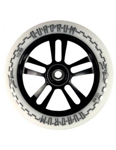 ao quadrum v3 5-hole wheel | white