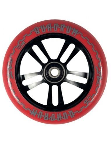 ao quadrum v3 5-hole wheel | red