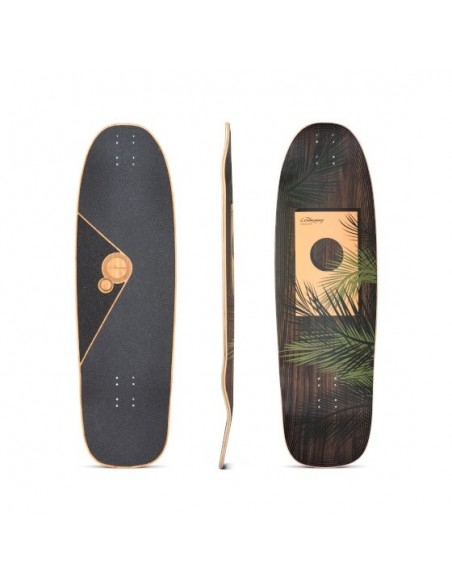 """loaded omakase palm  deck 