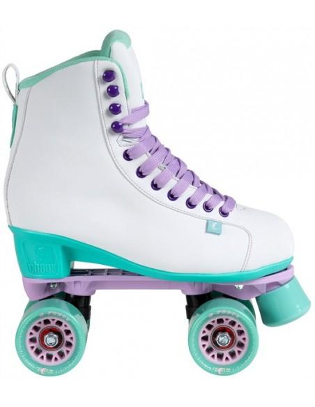 Comprar chaya lifestyle skates melrose | white-teal