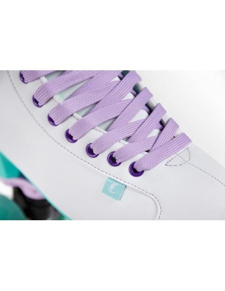 Adquirir chaya lifestyle skates melrose | white-teal