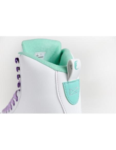 Precio de chaya lifestyle skates melrose | white-teal