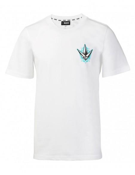 blunt t-shirt faith white