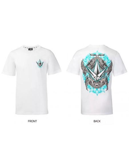Venta blunt t-shirt faith white