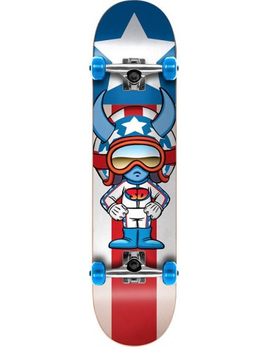 "speed demons characters 7.75"" star 