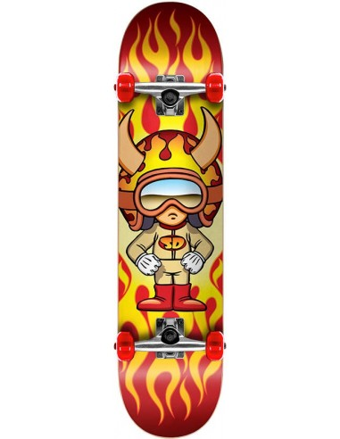 "speed demons characters 8"" hot shot 