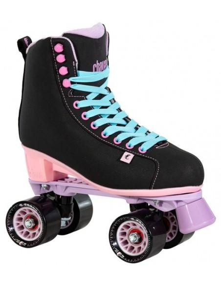 chaya skates lifestyle melrose | black-pink