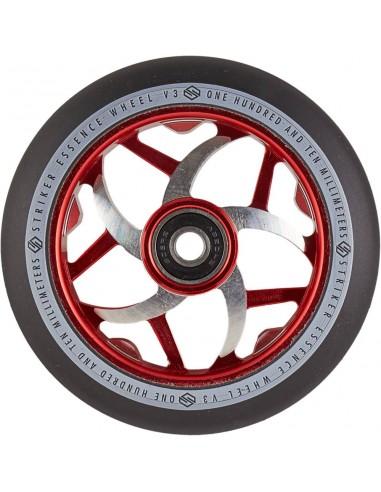 striker wheel essence v3 110 | black-rojo
