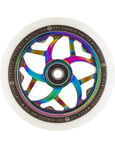 striker wheel essence v3 110   white-rainbow