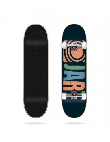 "jart classic 7.6""x 31.6"" - skateboard complete"