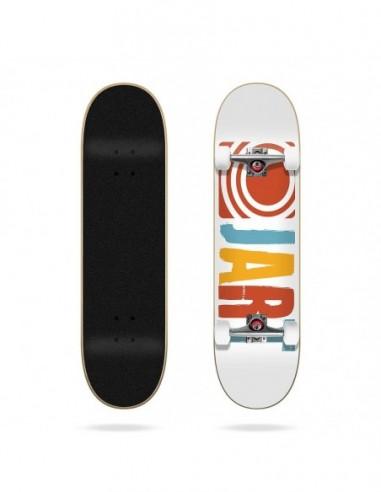 "jart classic 8.0""x 31.85"" - skateboard complete"