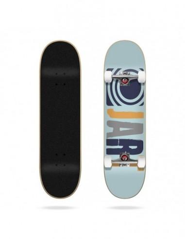 "jart classic 8.25""x 31.85"" - skateboard complete"
