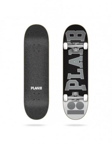 "plan b academy 7.75"" x 31.6"" - skateboard complete"