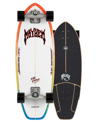 "2020 | carver x lost rad ripper 31"" | surf skate"