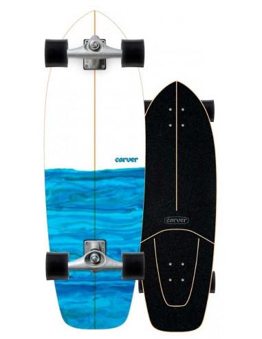 """2021   carver resin 31""""   surf skate"""