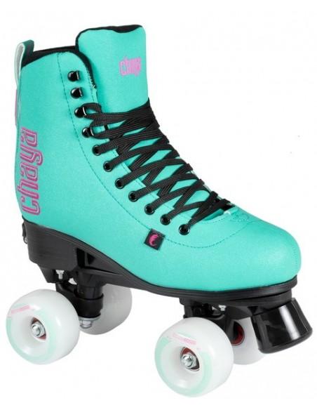 chaya roller skates turquesa | bliss kids