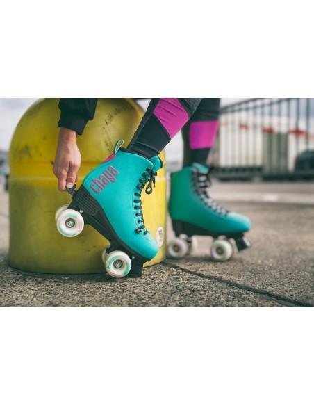 Oferta chaya roller skates turquesa | bliss kids
