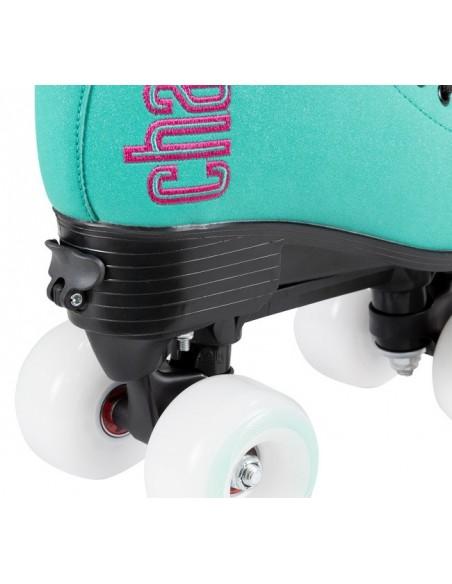 Tienda de chaya roller skates turquesa | bliss kids