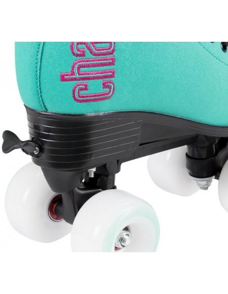 Producto chaya roller skates turquesa | bliss kids