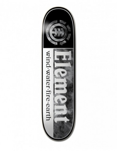 "element skate deck 8"" smoked dyed section"
