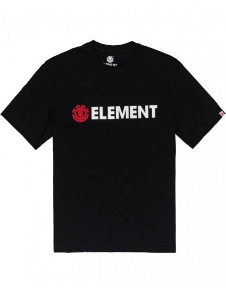 Comprar element t-shirt blazin ss flint black