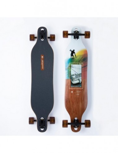 """arbor performance photo axis 40""""   complete longboard"""