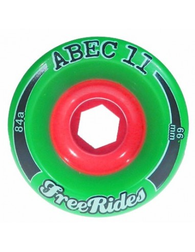 abec11 wheels freeride classic 66mm 84a