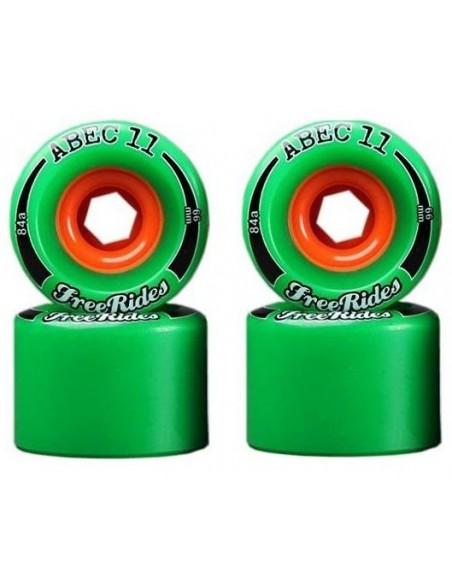 Comprar abec11 wheels freeride classic 66mm 84a
