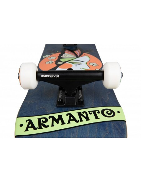 """Venta birdhouse complete stage 3 armanto butterfly 8"""" blue"""