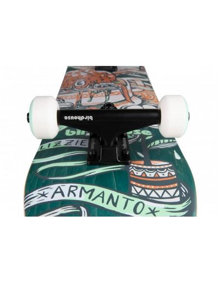 "Venta birdhouse complete stage 3 armanto favorites 7.75"" green"