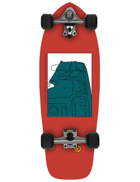 """Comprar slide joyful sk heritage 30"""" surf skate"""