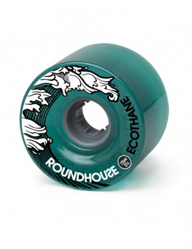 carver wheels roundhouse ecothane mag 70mm 81a