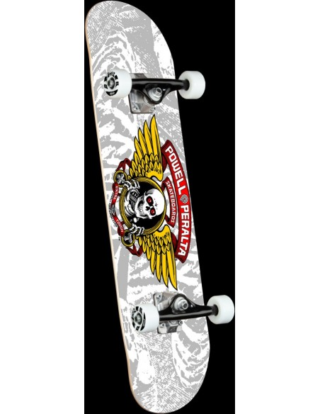 """Comprar powell peralta winged ripper one off silver birch 8"""" x 31.45"""" complete skate"""