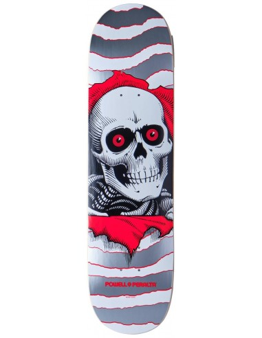 """powell peralta ripper one off silver deck 8"""""""