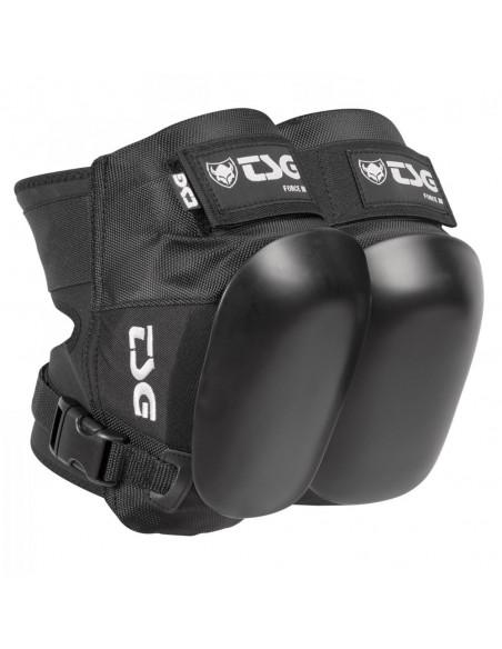 tsg kneeguard force iii black