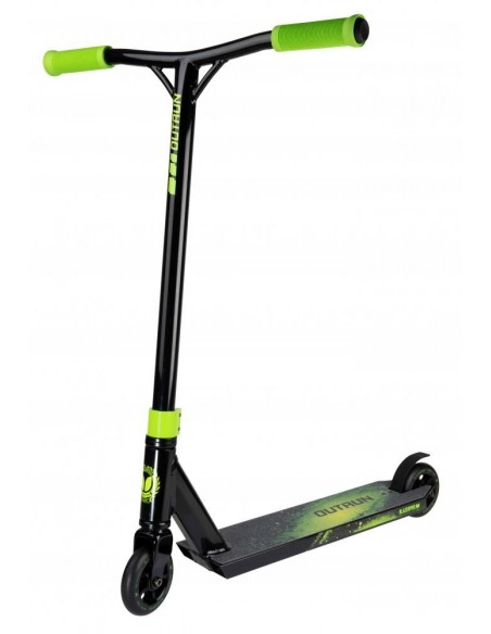 blazer pro outrun 2 fx galaxy black complete scooter