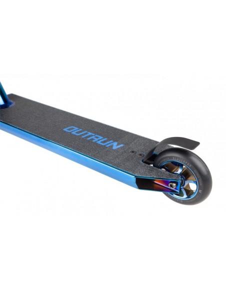 Venta blazer pro outrun 2 fx blue chrome complete scooter