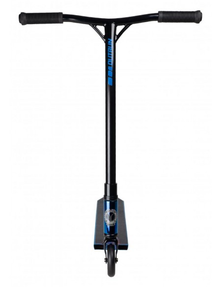 Oferta blazer pro outrun 2 fx blue chrome complete scooter