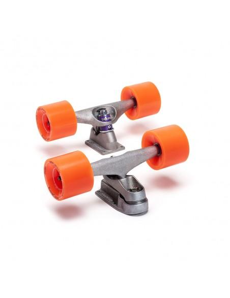 "Producto loaded x carver bolsa 31""- surf skate"
