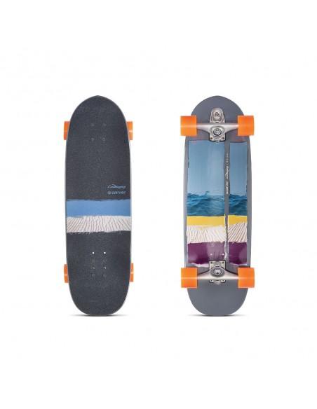 """Precio de loaded x carver bolsa 31""""- surf skate"""