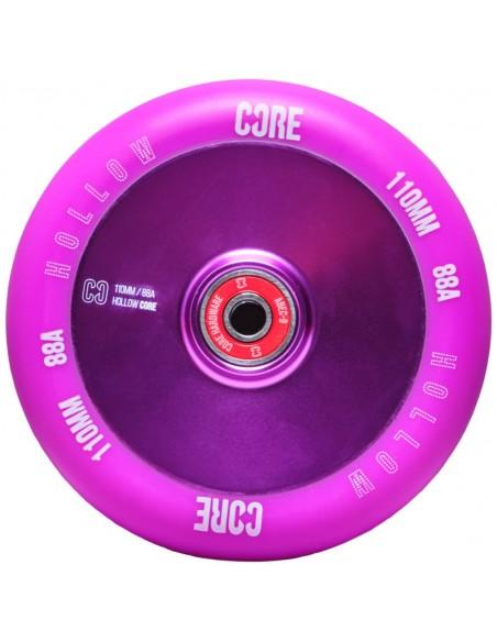 core wheel hollowcore v2 110mm | purple