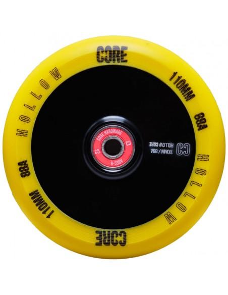 core wheel hollowcore v2 110mm | yellow