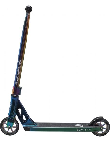 Comprar longway summit mini 2k19 full neochrome - freestyle scooter
